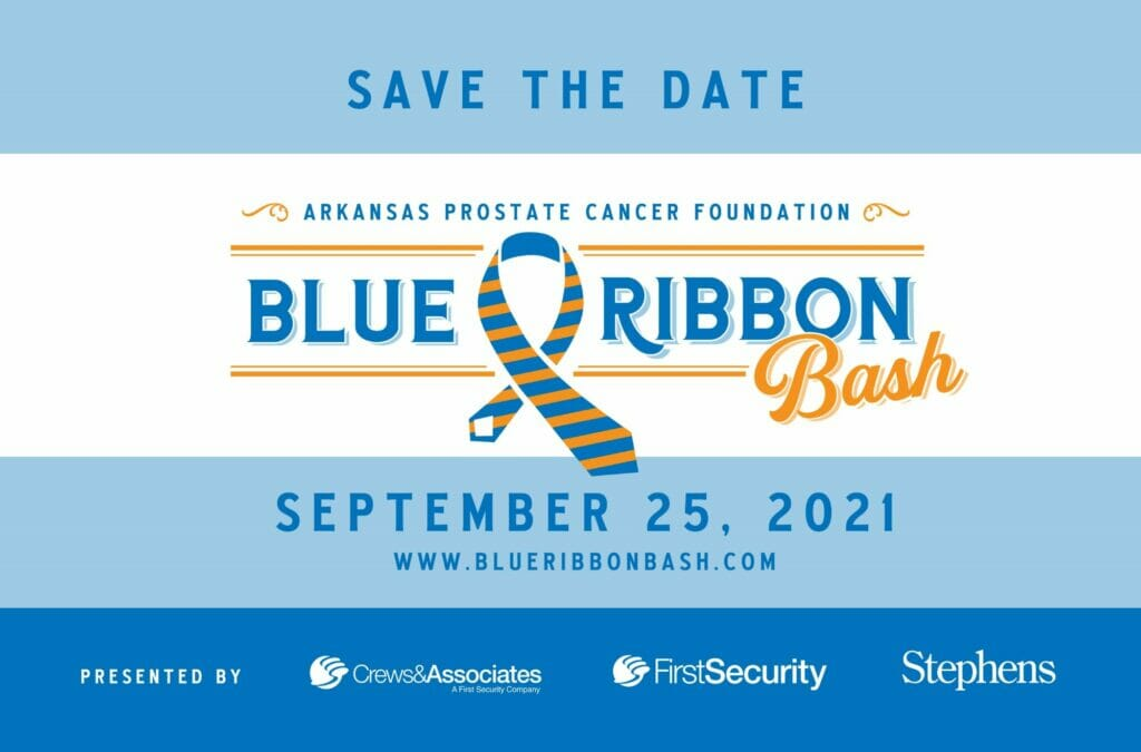 Save the date for Blue Ribbon Bash